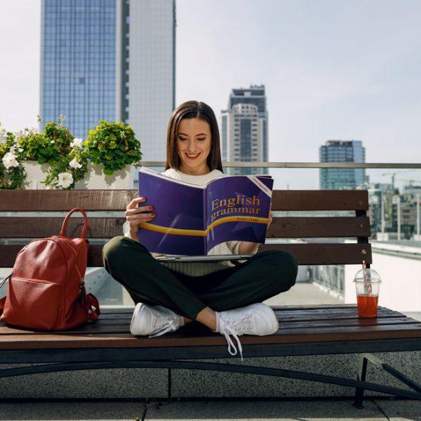 apprendere e studiare la grammatica inglese